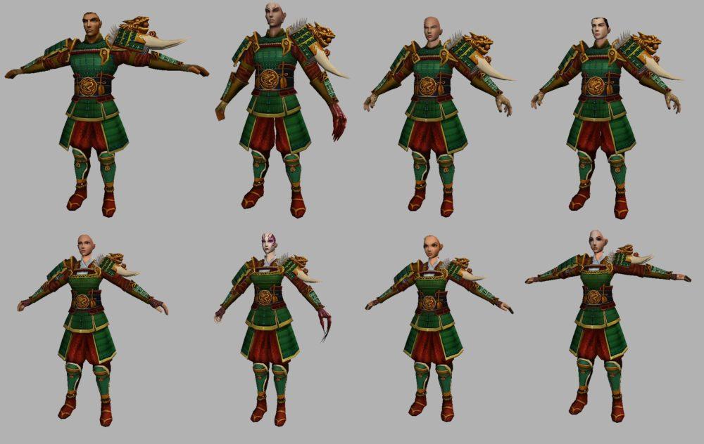 Samuraj Online Game